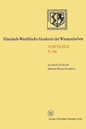 Bakterien-Pflanzen-Interaktion af Alfred Puhler