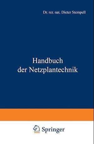 Handbuch Der Netzplantechnik af Dieter Stempell