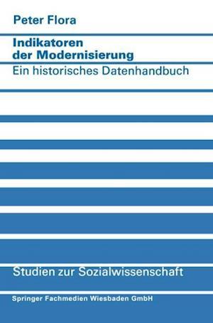 Indikatoren Der Modernisierung af Peter Flora, Peter Flora