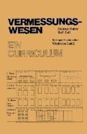 Vermessungswesen af Helmut Huber, Helmut Huber