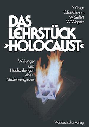 Das Lehrstuck Holocaust af Yizhak Ahren