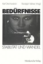 Bedurfnisse Im Wandel af Karl Otto Hondrich