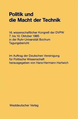 Politik und die Macht der Technik af Hans-Hermann Hartwich