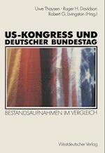 US-Kongress und Deutscher Bundestag af Uwe Thaysen