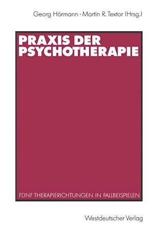 Praxis der Psychotherapie af Georg Hormann