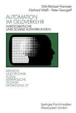 Automation Im Geldverkehr af Dirk-Michael Harmsen, Gerhard Weiss, Peter Georgieff