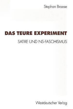 Das Teure Experiment af Stephan Braese