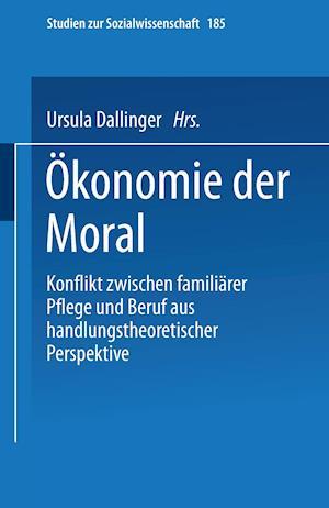 Okonomie Der Moral af Ursula Dallinger