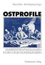 Ostprofile af Alfons Sollner