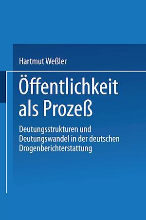 Offentlichkeit ALS Prozess af Hartmut Wessler