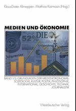 Medien und Okonomie af Klaus-Dieter Altmeppen