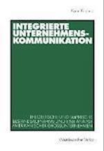 Integrierte Unternehmenskommunikation af Karin Kirchner, Karin Kirchner