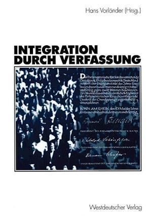 Integration durch Verfassung af Hans Vorlander