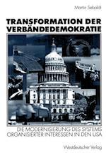 Transformation der Verbandedemokratie af Martin Sebaldt