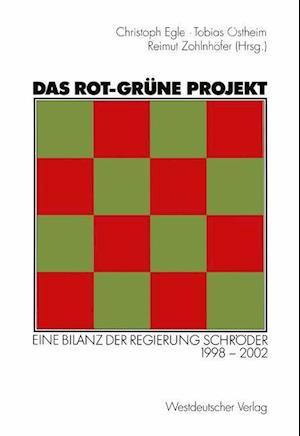 Das Rot-grune Projekt af Christoph Egle