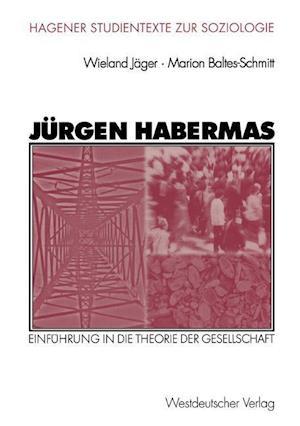 Jurgen Habermas af Wieland Jager