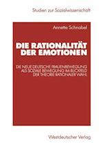 Die Rationalitat Der Emotionen af Annette Schnabel