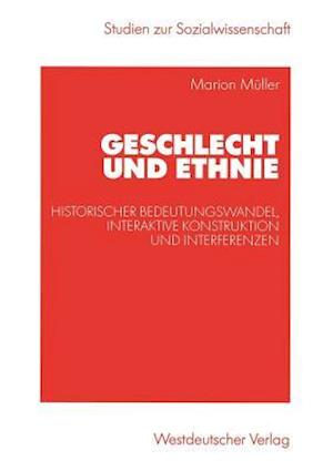 Geschlecht und Ethnie af Marion Muller