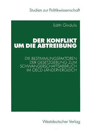 Der Konflikt um die Abtreibung af Edith Gindulis
