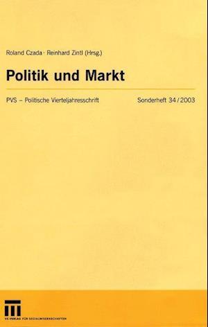 Politik und Markt af Roland Czada