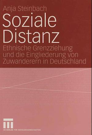 Soziale Distanz af Anja Steinbach
