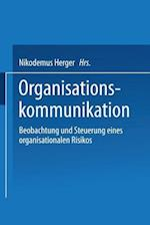 Organisationskommunikation af Nikodemus Herger