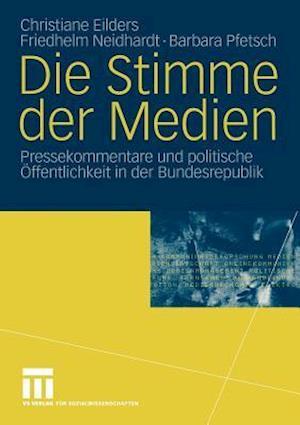 Die Stimme Der Medien af Christiane Eilders