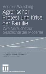 Agrarischer Protest und Krise der Familie af Andreas Wirsching