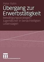 Ubergang Zur Erwerbstatigkeit af Peter Rahn