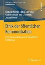 Ethik Der Kommunikationsberufe af Barbara Thomass, Barbara Thoma