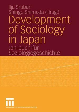 Development of Sociology in Japan af Ilja Srubar