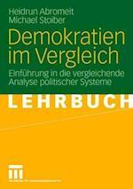 Demokratien Im Vergleich af Heidrun Abromeit, Michael Stoiber