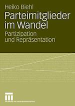 Parteimitglieder Im Wandel af Heiko Biehl