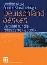 Deutschland Denken af Undine Ruge