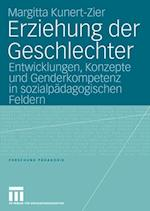Erziehung Der Geschlechter af Margitta Kunert-Zier