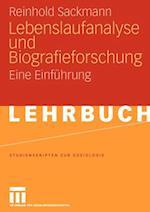 Lebenslaufanalyse Und Biografieforschung af Reinhold Sackmann