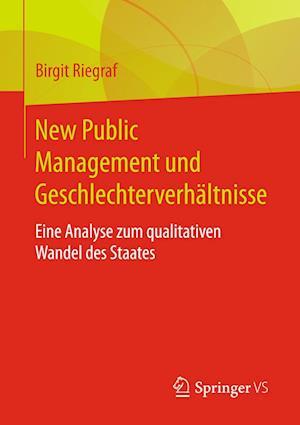 New Public Management Und Geschlechterverhaltnisse af Birgit Riegraf