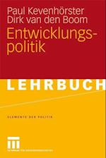 Entwicklungspolitik af Paul Kevenh Rster, Dirk Van Den Boom, Dirk Van Den Boom