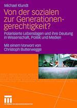 Von Der Sozialen Zur Generationengerechtigkeit? af Michael Klundt