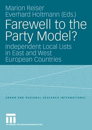 Farewell to the Party Model? af Everhard Holtmann