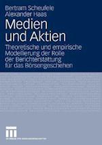 Medien Und Aktien af Bertram Scheufele, Alexander Haas