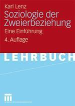 Soziologie Der Zweierbeziehung af Karl Lenz