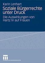 Soziale Burgerrechte Unter Druck af Karin Lenhart