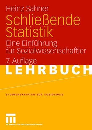 Schliessende Statistik af Heinz Sahner