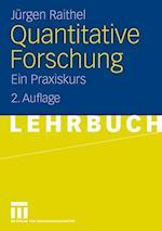 Quantitative Forschung af J. Rgen Raithel, Jurgen Raithel