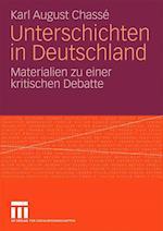 Unterschichten in Deutschland af Karl August Chass, Karl August Chasse