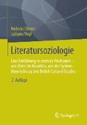 Literatursoziologie af Ludgera Vogt, Andreas Dorner