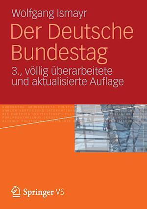 Der Deutsche Bundestag af Wolfgang Ismayr