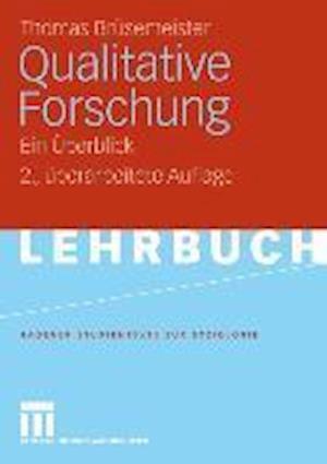 Qualitative Forschung af Thomas Brusemeister, Thomas Br Semeister