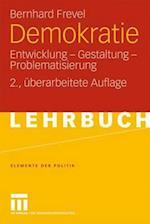 Demokratie af Bernhard Frevel
